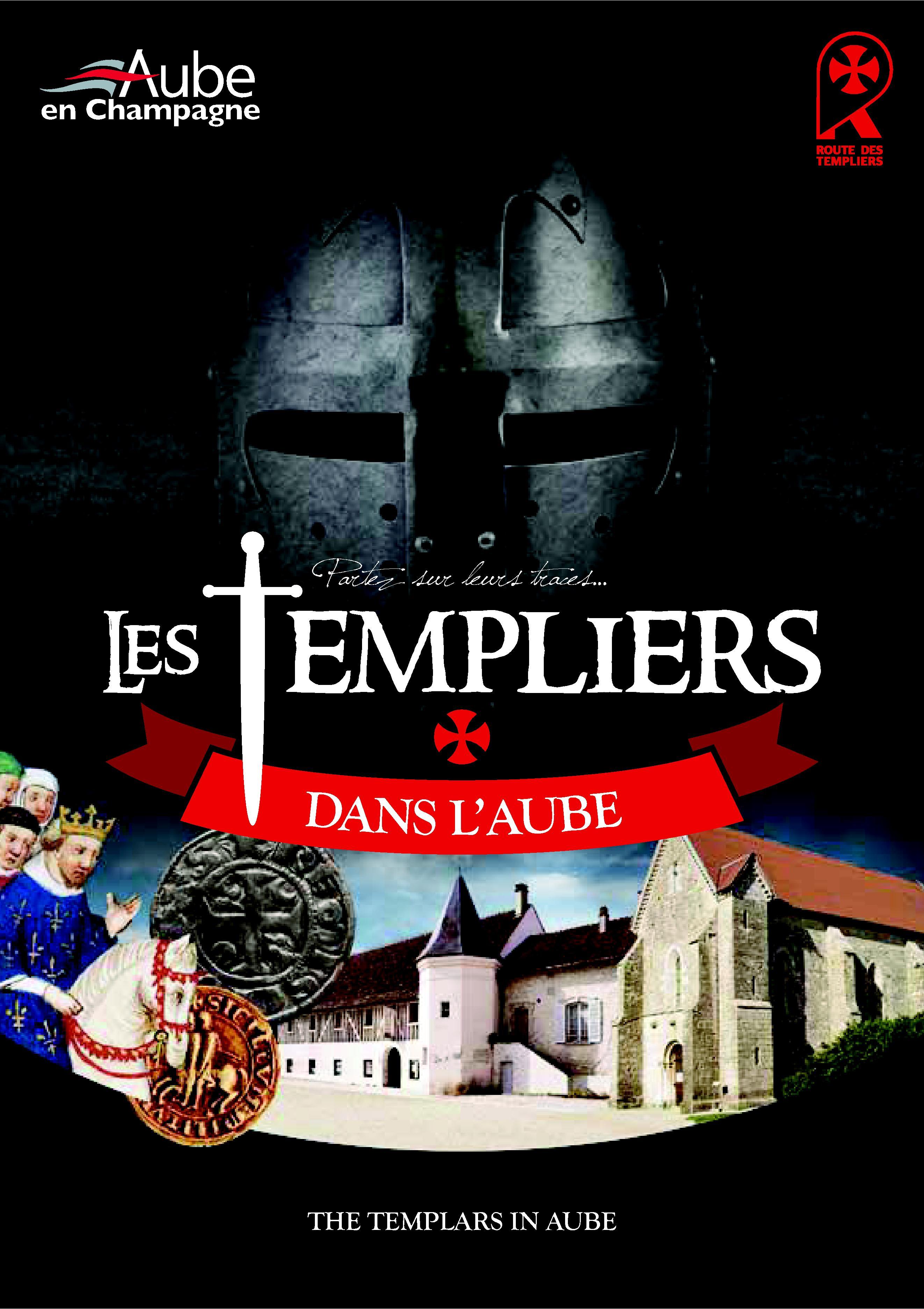 Brochure Les Templiers dans l`Aube