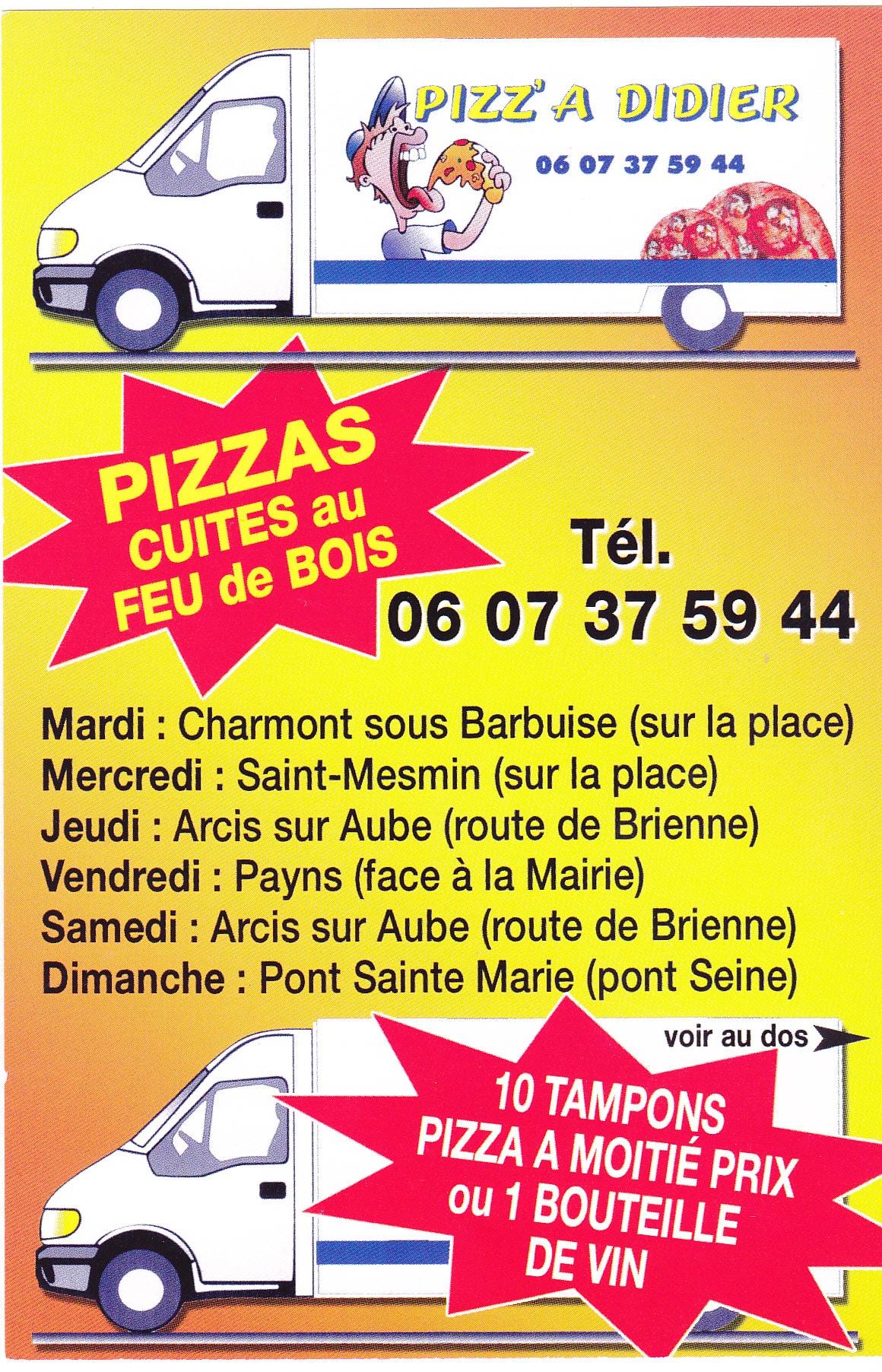 Pizza Didier